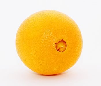 I threw this in her for color.  And I like navel oranges.  Btw, the color associated with the navel chakra is ORANGE.