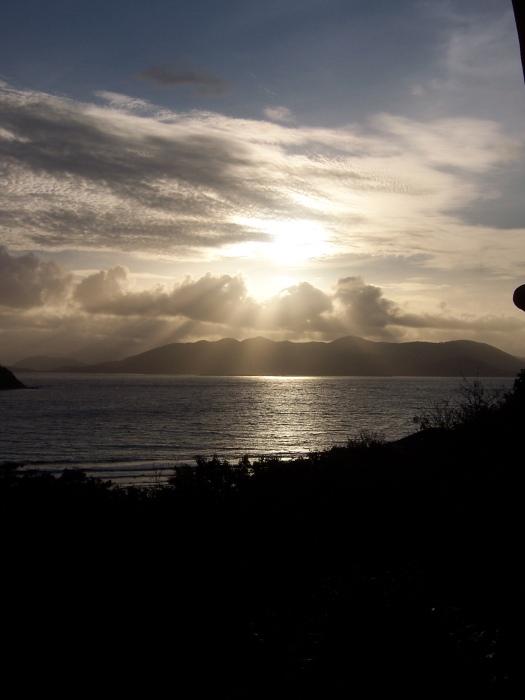 Sunrise, St. John