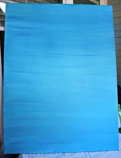 """Obviously, there's work to be done.  Or I could just call it, """"Blue."""" The blue series."""